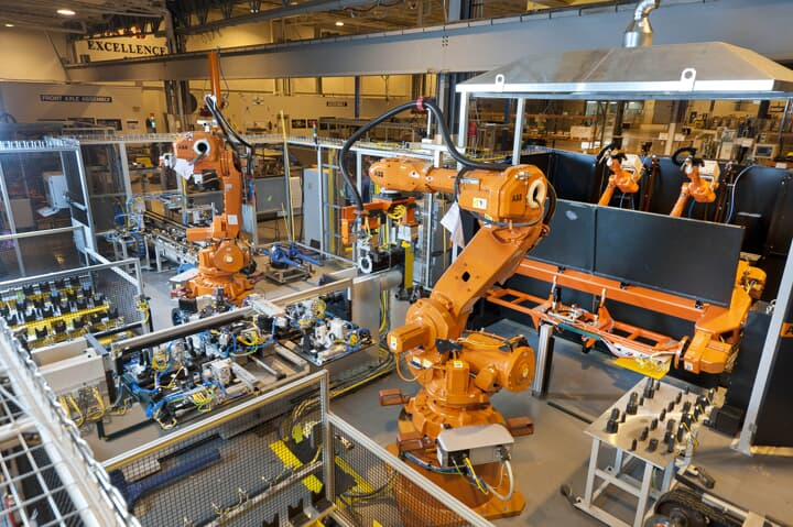 Ford and flexible manufacturing
