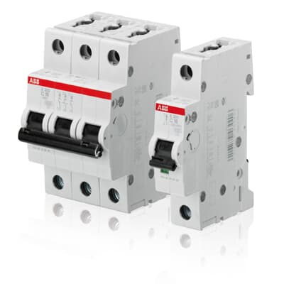 Miniature circuit breakers - Modular DIN-Rail products | ABB