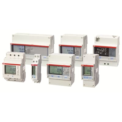 Measurement products for DIN-Rail