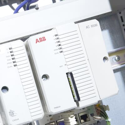 Parts StepUp for ABB distributed control systems (DCS)