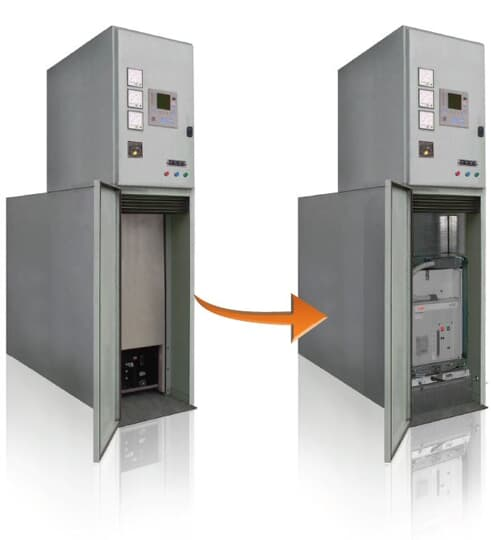 Why OneFit Retrofill is more than a replacement circuit breaker and more than a partial retrofit for your old switchgear