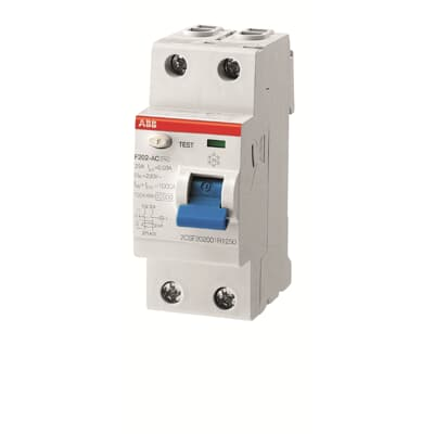 Residual current circuit breaker - RCCB