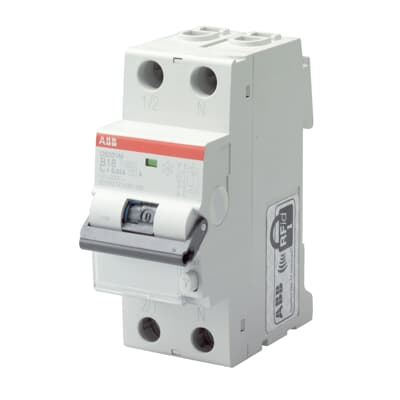 Residual current circuit breaker with Overcurrent Protection- RCBO