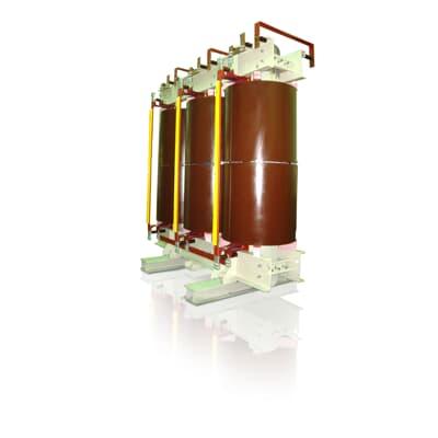 Сухие трансформаторы серии HiDry (> 40.5 kV)