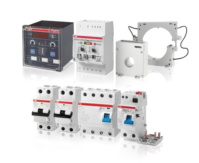 Residual current circuit breaker - RCCB