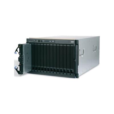 IBM BladeCenter E
