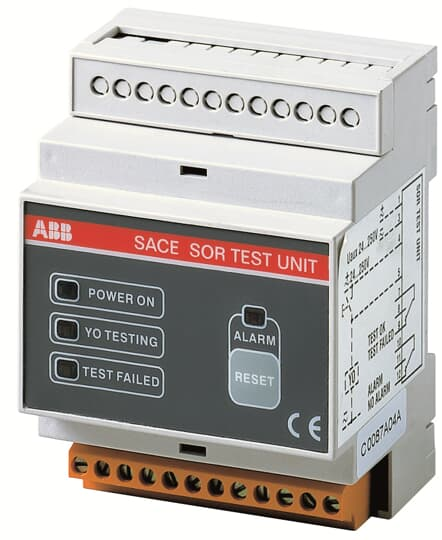 ABB SACE 1SD A0 13304 R1 Shunt Opening release 24VDC