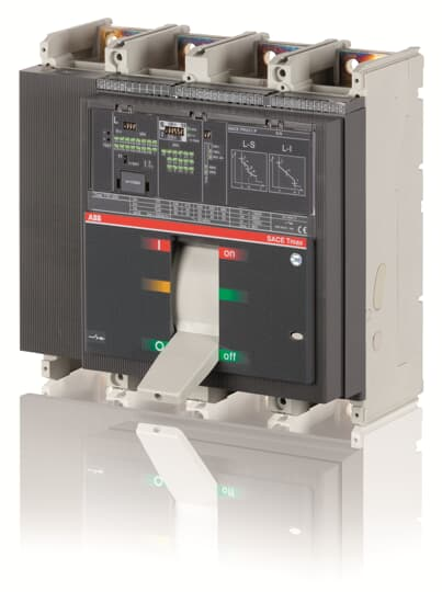 1 Pole Breaker DIN Rail Mounted Siemens 5SY61047 Supplementary Protector UL 1077 Rated Tripping Characteristic C 4 Ampere Maximum