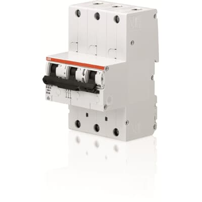 Selective main circuit breakers