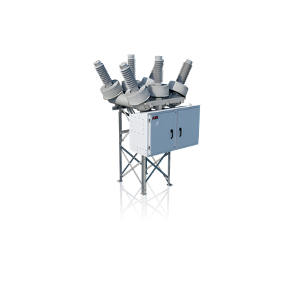Dead Tank Circuit Breaker 72 5 kV - Air-insulated switchgear