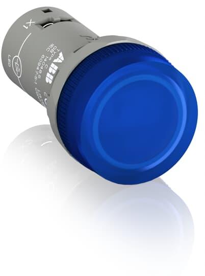 ABB CL2-513L PILOT LIGHT CL2 BLUE 1