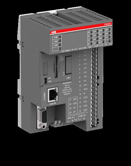 ABB PM564-TP-ETH