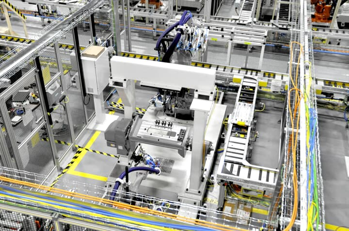 Abb robotics receives the global powertrain manufacturing for Ford motor company lima ohio