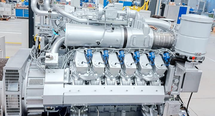 ABB and MTU prove durability of VCM® system in field testing