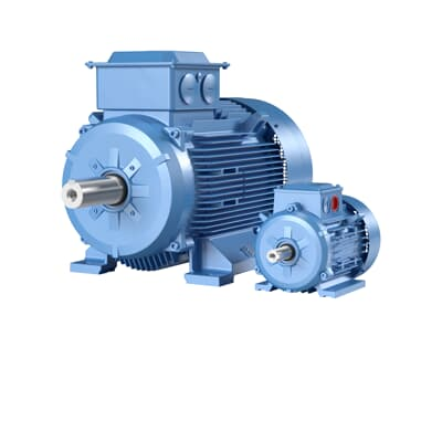 IE2-vakiomoottorit (valurauta)