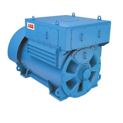 Hochspannungs-Generatoren für Diesel- und Gasmotoren