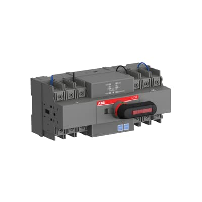 Compact ATS - Automatic transfer switches (Switches) | ABB on