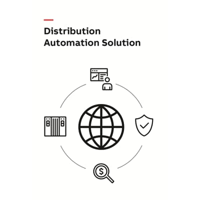 Distribution automation solutions