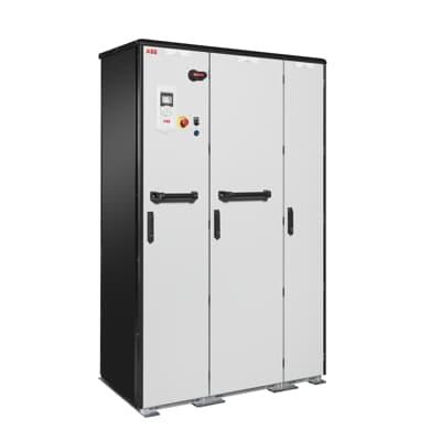 ACS880-07CLC liquid-cooled cabinet-built industrial drives