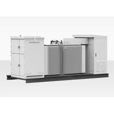 ABB medium voltage compact skid - PVS-100/120-MVCS - up to 3.120 MVA