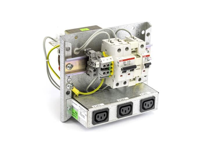 ABB 1SVR550826R9100 Componente Elettronico White
