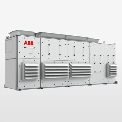 ABB central inverters - PVS980-58 - 4348 to 5000 kVA