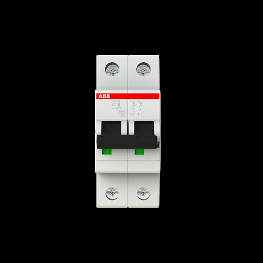 2A 6kA 1P ABB S201-C2 Sicherungsautomat C-Char.
