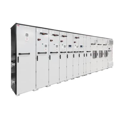 ACS880 multidrifter