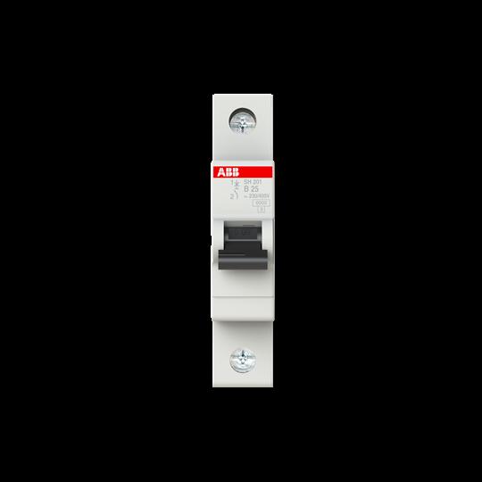 ABB mini circuit braker SH201-B6 2CDS211001R0065