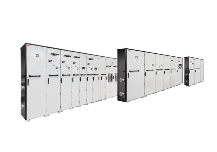 Liquid cooled ACS880 drives and drive modules