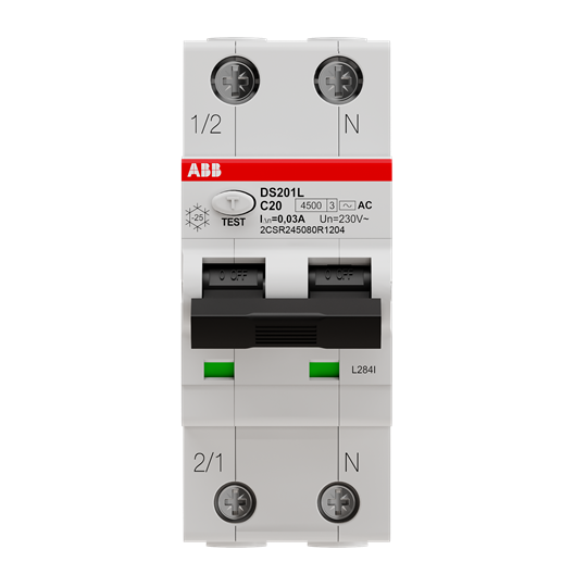 Corta circuitos ABB DS201