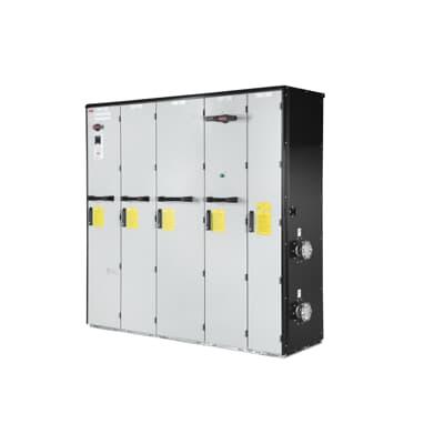 ACS880-07LC liquid cooled cabinet-built industrial drives