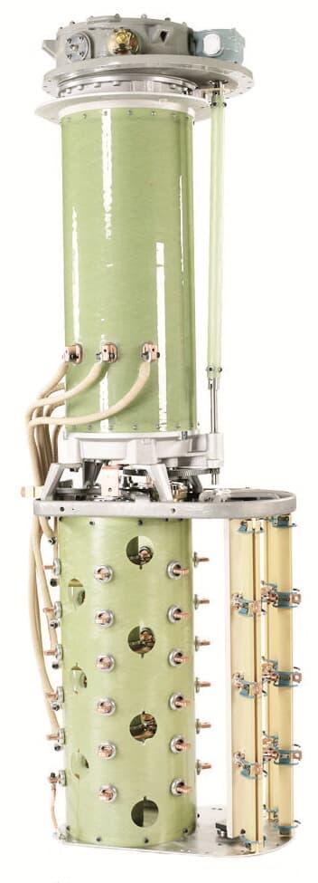 Tipo UCL (in-tank) 525 kV y 1000 MVA