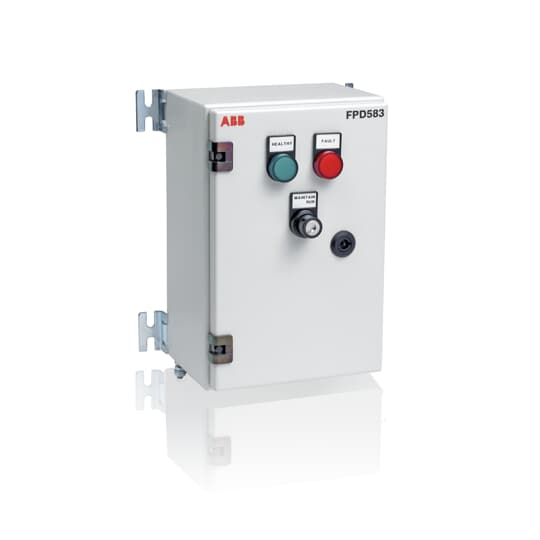 Fpd580 Stack Gas Flow Metering Systems Differential